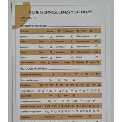 Fiche Technique Enzymotherapy