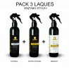 PACK X3 LAQUES ENZYMOSTYLE+
